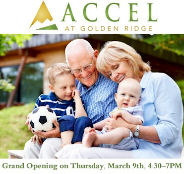 Accel health care facility in Golden Colorado