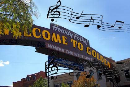 Live Music in Golden Colorado