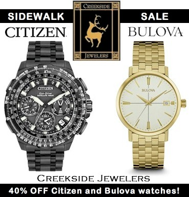 Creekside Jewelers - Golden Colorado