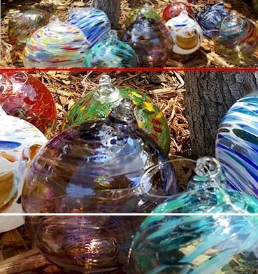 Glass Orb Hunt - Foothills Art Center