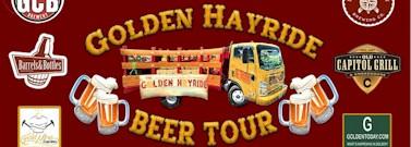 Golden Hayride Beer Tour - Golden Colorado
