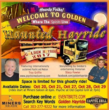 Haunted Hayride - Golden Colorado