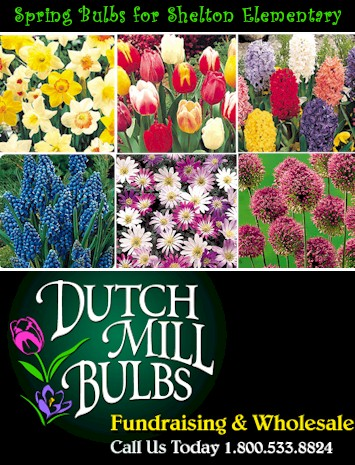 Spring Bulbs Fund Raiser for Shelton Elementary