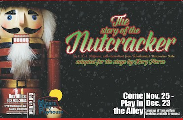 The Nutcracker at Miners Alley Children's Theater - Golden Colorado