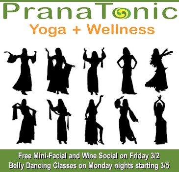PranaTonic Yoga & Wellness - Golden Colorado
