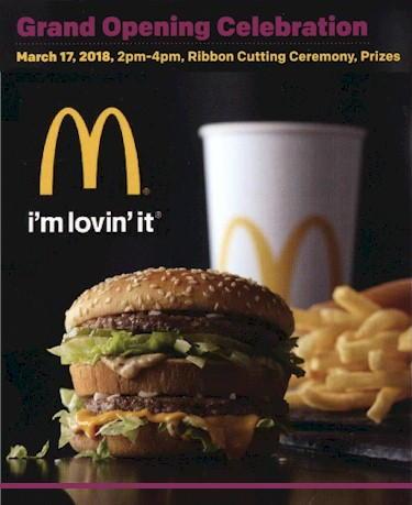McDonald's in Golden Colorado