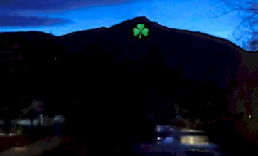 St. Patrick's Day in Golden Colorado