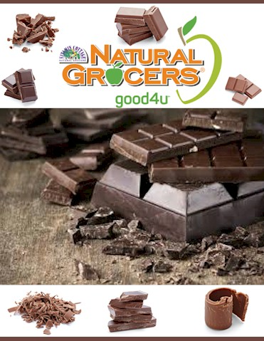 Natural Grocers - chocolate