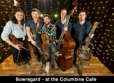 Bowregard at Columbine Cafe - Golden CO