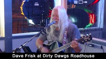 Dave Frisk at Dirty Dogs Road House - Golden CO