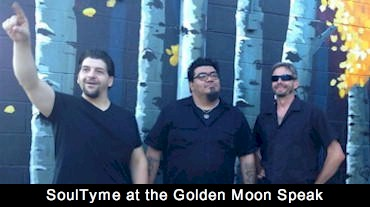 SoulTyme at the Golden Moon Speak - Golden CO