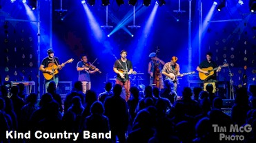 Kind Country Band - New Terrain Brewing