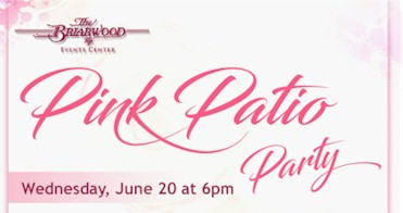 Pink Patio Party at the Briarwood - Golden Colorado