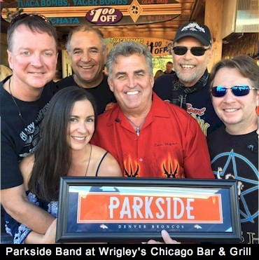 Parkside Band at Wrigley's - Golden CO