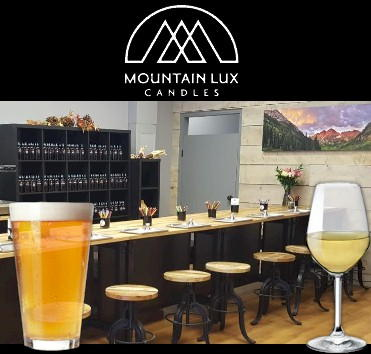 Mountain Lux Candles - Golden CO