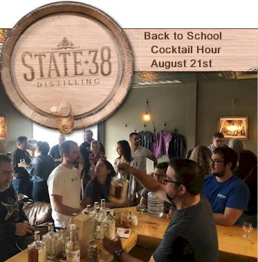 State-38 Distillery Back to School Party