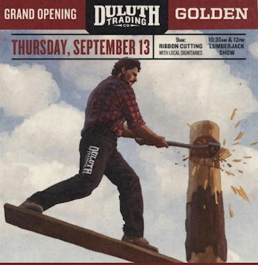 Duluth Trading Company - Golden CO