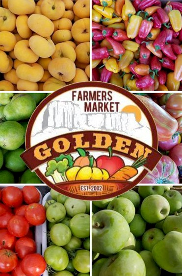 Farmers Market - Golden Colorado