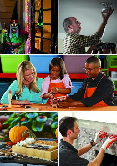 Home Depot Classes - Golden CO