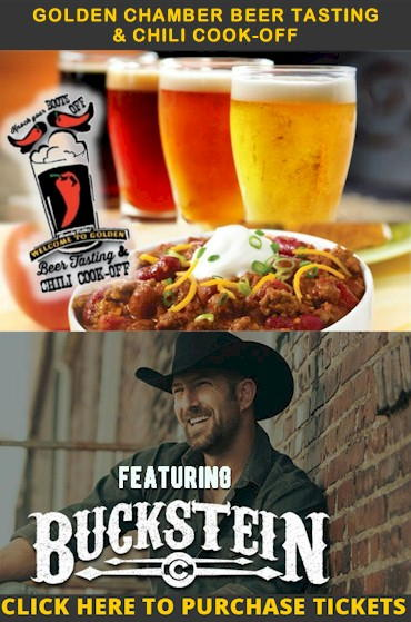 Golden Chamber Beer Tasting and Chili Cook-Off - Golden Colorado