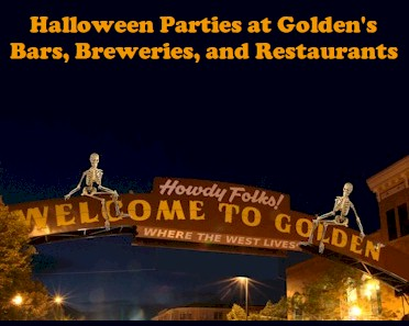 Halloween Parties in Golden Colorado