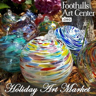 Foothills Art Center Holiday Art Market - Golden Colorado