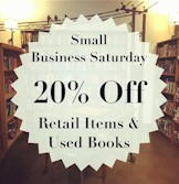 Bean Fosters Small Business Saturday