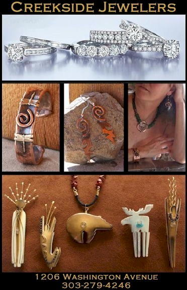 Creekside Jewelers - Golden Colorado
