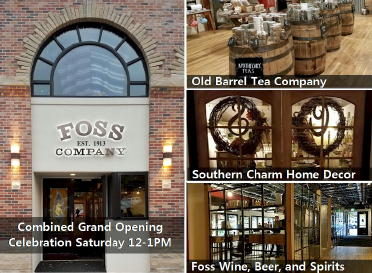 Foss Building Stores Grand Opening - Golden Colorado