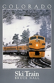 Colorado Railroad Museum Gift Shop