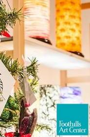 Foothills Art Center Holiday Art Market