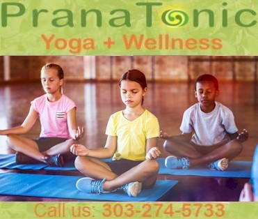 PranaTonic Yoga and Wellness - Golden CO