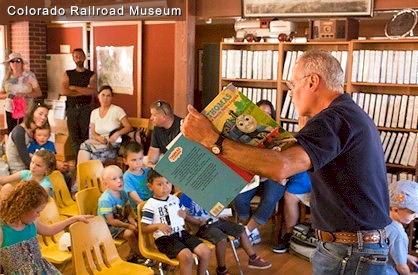Colorado Railroad Museum - Golden Colorado