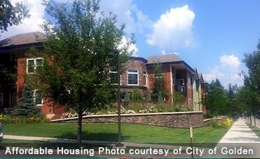 Affordable Housing - Golden Colorado