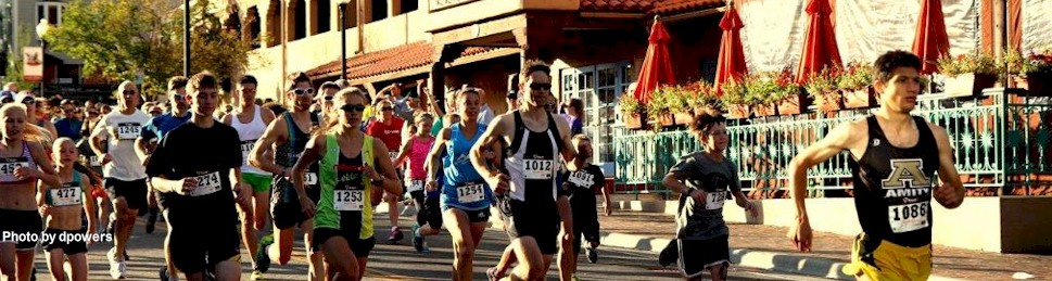 Coyote Chase 5K 10K run in Golden Colorado