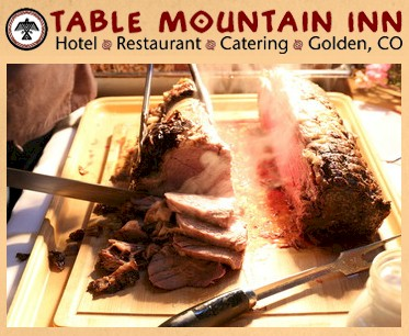 Prime Rib Parties At The Table Mountain Inn Goldentodaycom - Table mountain inn restaurant