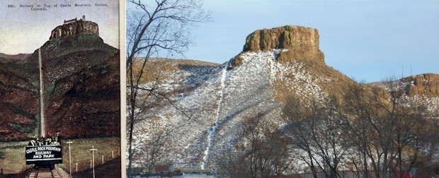 Castle Rock Funicular