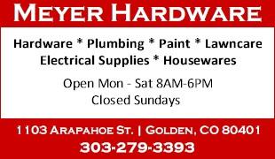 Meyer Hardware - Golden Colorado